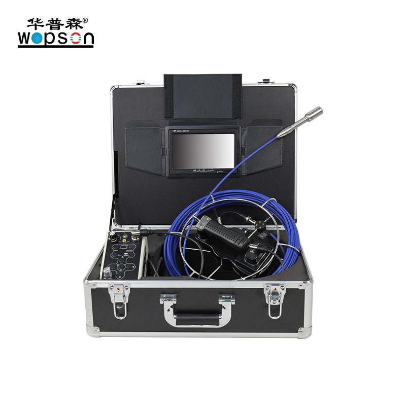A1 Wopson Drain Sewer Service Pipe Inspection Camera with 20/30/40m Cable A1