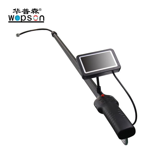 L1 WOPSON telescopic pole camera for under vehicle ceiling roof inspection